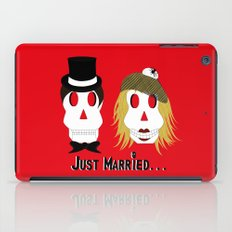 Marriage... iPad Case