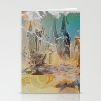 The Oz, By Sherri Of Pal… Stationery Cards