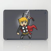 Song of Storms iPad Case