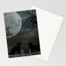 Fence Sitting Stationery Cards