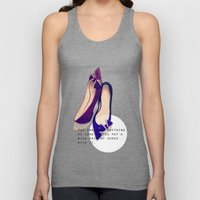 A nice pair of shoes Unisex Tank Top