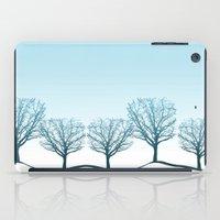 Twin Trees iPad Case
