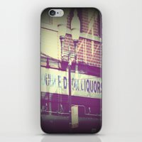 All I Remember From Last… iPhone & iPod Skin