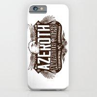 Azerothian Aviators iPhone 6 Slim Case