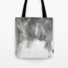 Graphite Swirl Tote Bag