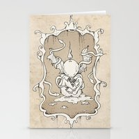 Pour some venom on me  Stationery Cards