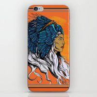 People Art: The White Cr… iPhone & iPod Skin