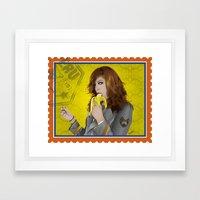 Mac Gie Framed Art Print