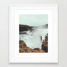 Iceland 15 Framed Art Print