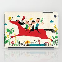 Happy Horse iPad Case