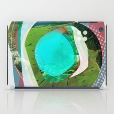 the abstract dream 2 iPad Case