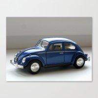Volkswagen Classical Bee… Canvas Print