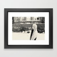 So Long Lonesome Framed Art Print