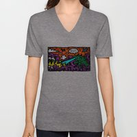 Love Is Also A Product Unisex V-Neck