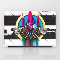 Wild Stripes iPad Case