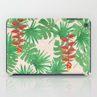 Tropical Canopy iPad Case