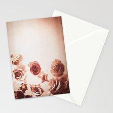 Falling Flower Variation II Stationery Cards