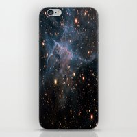 Mystic Mountain Nebula iPhone & iPod Skin