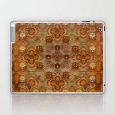 Golden Texture Laptop & iPad Skin