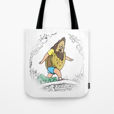 Beefsquatch Tote Bag