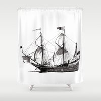 Duyfken Shower Curtain
