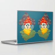 Laptop & iPad Skin featuring Are Geminated by KeijKidz