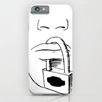 iPhone & iPod Case featuring Freedom of Expression 3 of 3 by zamantungwa