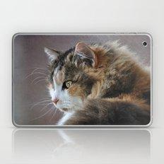 Cassie's Portrait Laptop & iPad Skin