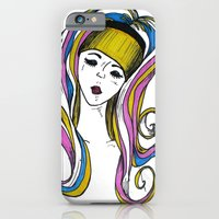 """iPhone & iPod Case featuring """"California Dreaming"""" by Holly Lynn Clark"""