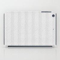 Herringbone DIY iPad Case