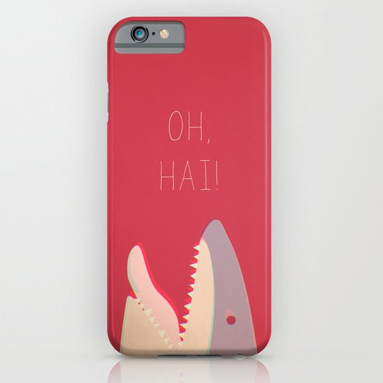 Sharky iPhone & iPod Case