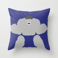 Radiology (Variant) Throw Pillow