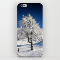 New Winter Day  iPhone & iPod Skin