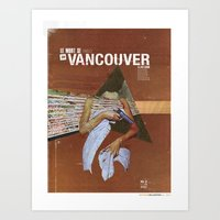Locals Only - Vancouver Art Print