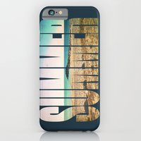iPhone & iPod Case featuring Summer - Frontignan beach in southern france - seascape by 2b2dornot2b
