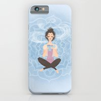 iPhone & iPod Case featuring Relax by Lindsay Turner