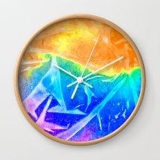 Aurora 3 - Sunrise Wall Clock