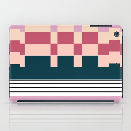 Raspberry Parfait iPad Case