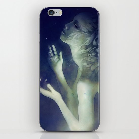 Tigress iPhone & iPod Skin