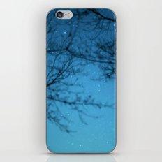 Starry Sky - Night Photography Shot iPhone & iPod Skin