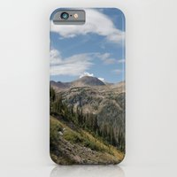 iPhone & iPod Case featuring Clark Peak by Chris Root