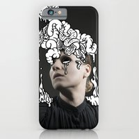 iPhone & iPod Case featuring Messy head by VikaValter