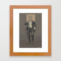 Reese Framed Art Print