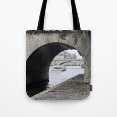 Parisian Autumn Tote Bag