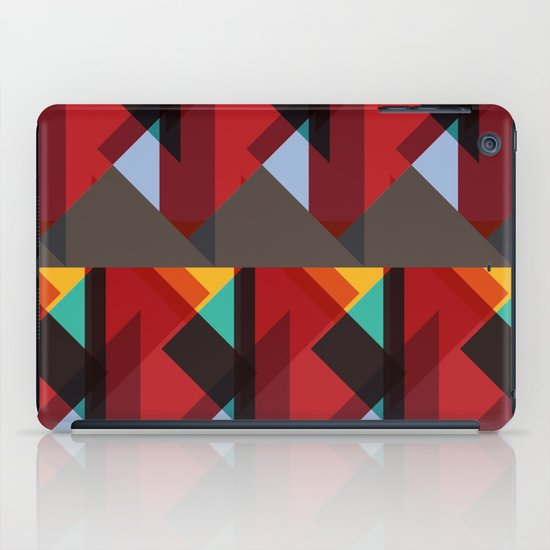 Crazy Abstract Stuff iPad Case