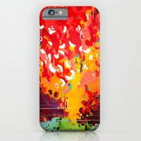 iPhone & iPod Case featuring Spring by Christine DeLong Creative Studio