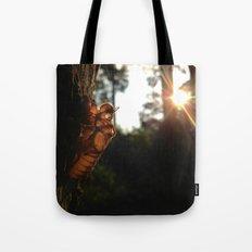 Cicada Soul Tote Bag