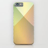 iPhone & iPod Case featuring Gradient Strings by rollerpimp
