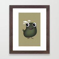 Jip Framed Art Print