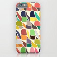 ikat weave iPhone 6 Slim Case